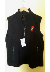 Fleece Vest (Ladies, Black)