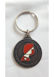 ORNAC Bronze Key FOB